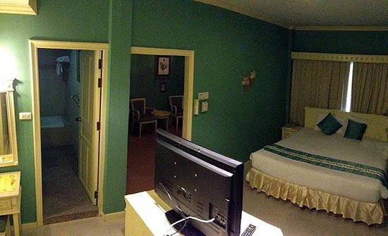 Eurana Boutique Hotel : Junior Suite Bedroom