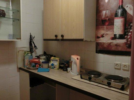 Hostels Rus - Yuri Dolgorukiy: kitchen