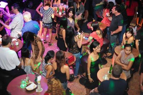 Bangkok Beat: Party atmosphere every night