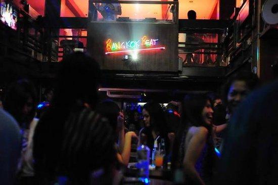 Bangkok Beat: 2 great bands 7 nights a week