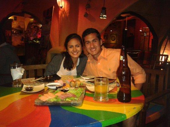 La Tintorera Restaurante & Pub: 18 meses :)