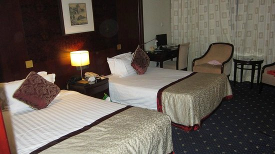 The Bund Hotel : camera