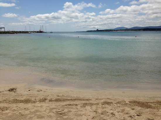 Hotel Perla Beach I: Beach