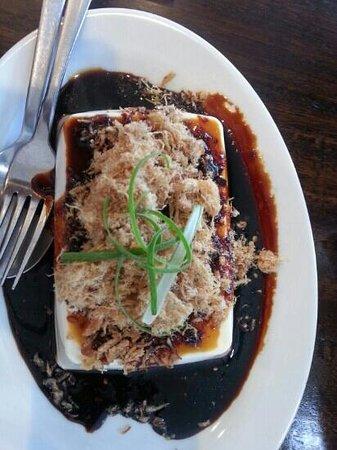 Tang's Family Restaurant: Tofu Block entrée