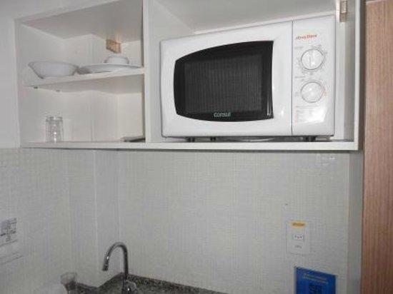 Citi Hotel Residence: Microondas