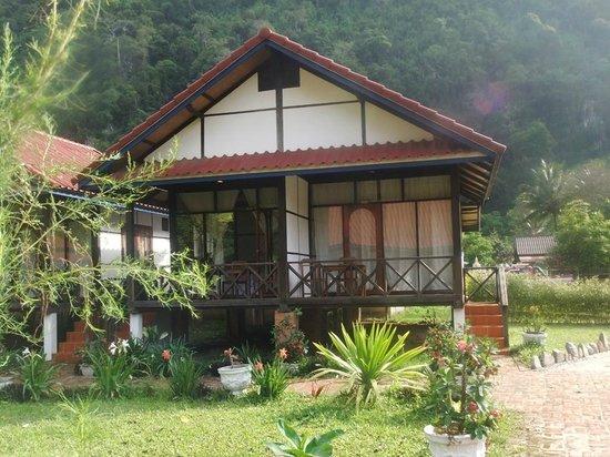 Pha Xang Resort : Bungalow