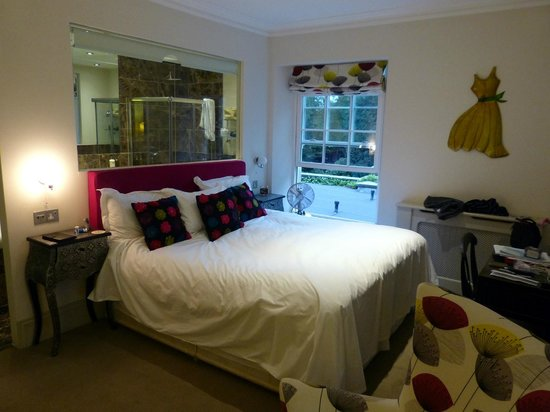 "The Hartnoll Hotel: Bridal ""Suite"""