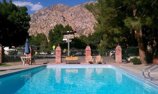 Kernville Inn: Pool