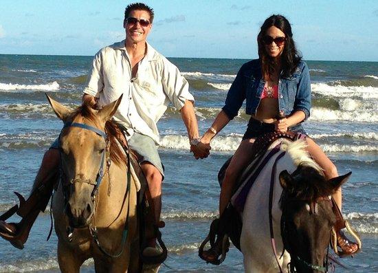 S-n-G Horseback Riding: Great and Romantic Rid w/ Bob & Baby
