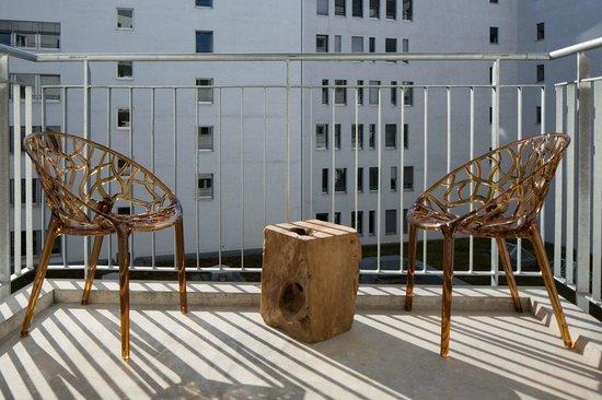 mondrian suites berlin checkpoint charlie alle zimmer verfgen ber einen balkon oder terrasse - Terrasse Verfugen