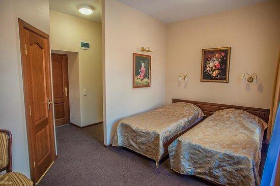 Severnaya Hotel: Twin room