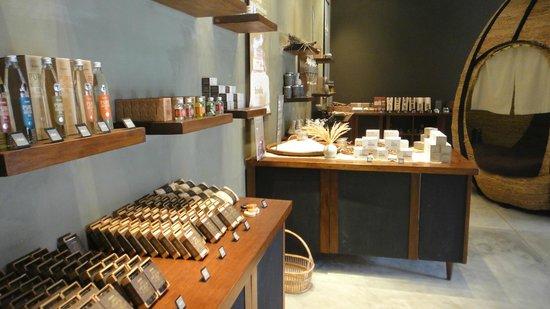 Bodia Spa Siem Reap : good selection of retail