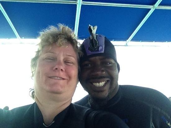 Aquanauts Grenada : Bruce