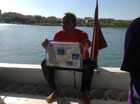 Aquanauts Grenada : Reece