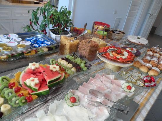 Palazzo Jannuzzi Relais: colazione