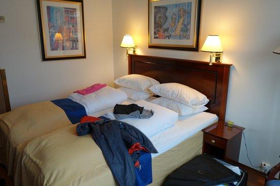 Thon Hotel Opera : Room