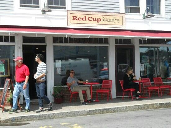 Red Cup Coffee House: Redcup!