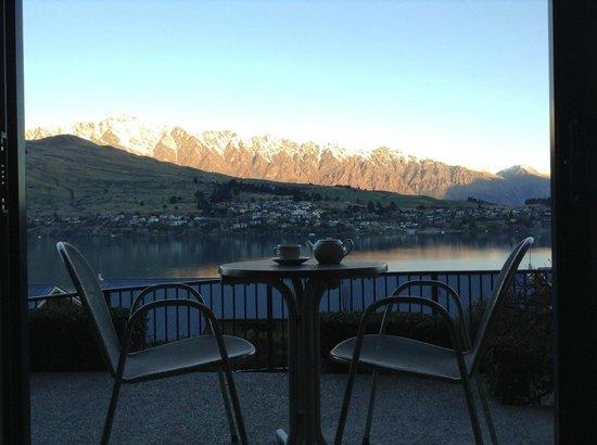 Villa Del Lago : A cup of tea?