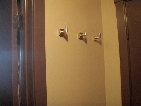 Hotel Terra Jackson Hole, A Noble House Resort: Hooks!