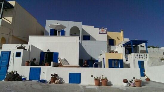 Afrodete Hotel: nice place