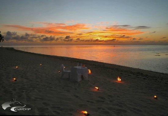 Tamanu Beach Resort: Doesn't get much better!