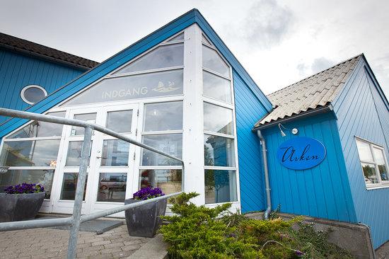 Restaurant Arken: Hovedindgangen