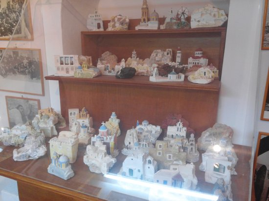 Megaro Gyzi Museum : inside 2