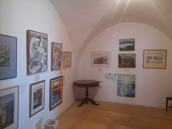 Megaro Gyzi Museum : inside 3