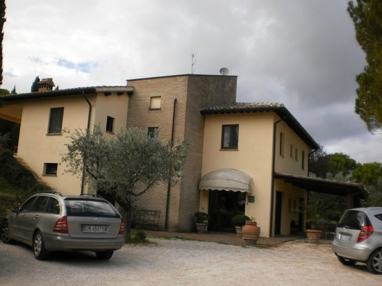 B&B In Villa: lo splendido b&b...