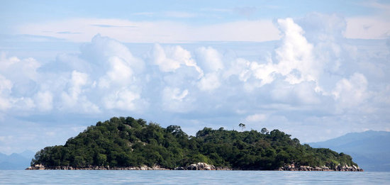 Blue Zebra Island Lodge: Nankhoma Island