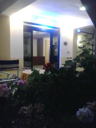 La Meridiana Hotel : Ingresso