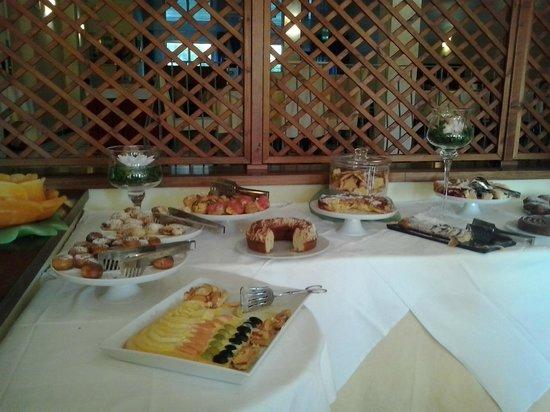 La Meridiana Hotel : Colazione 1