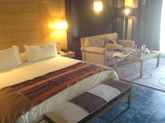 Domaine des Remparts Hotel & Spa : suite