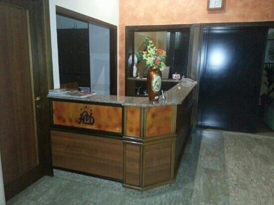Hotel Vallisdea: reception