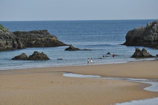 Maritimo Ris Hotel & Apartamentos: spiaggia