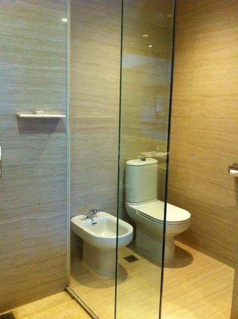 Gran Melia Jakarta: Bathroom
