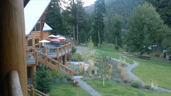 Tyax Lodge & Heliskiing: Goed vertoeven