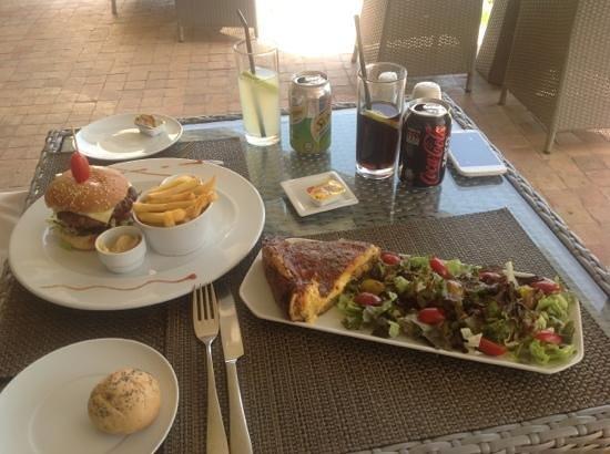 Sirayane Boutique Hotel & Spa : dejeuner