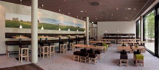 Frühstücksraum - 7THINGS - my basic hotel