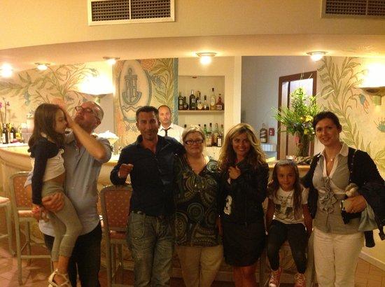 Hotel Palau: Al Bar