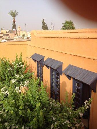 Hotel & Spa Dar Baraka & Karam : Entrada de nuestra habitación