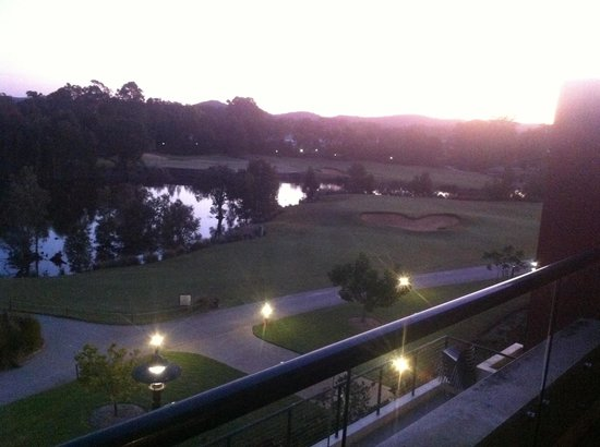 Mercure Kooindah Waters Central Coast: Beautiful view!