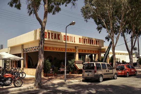 Restaurant Carrusel, Kolymbia, Rhodes, Greece