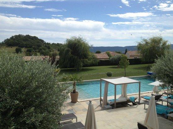 La Bastide St Georges : Swimming Pool