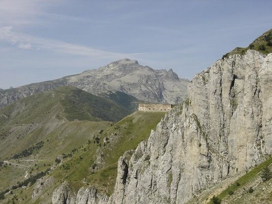 Tende, Francia: Il Colle di Tenda