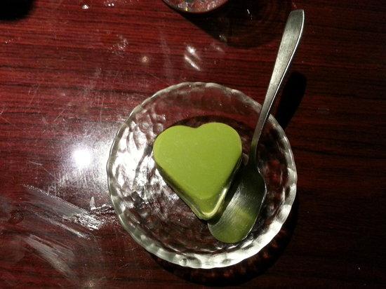 Jojoen Ikebukuro Sunshine Dori: Finish with Green Tea Ice Cream