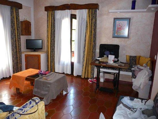 Petit Hotel Ses Rotges: Zimmer Teil 1