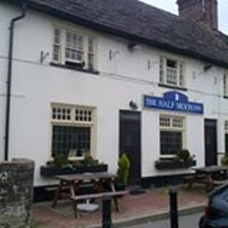 The Half Moon Inn: A lovely Watering Hole in a Beautiful Village.