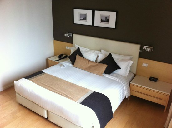 Somerset Sukhumvit Thonglor Bangkok: Bed