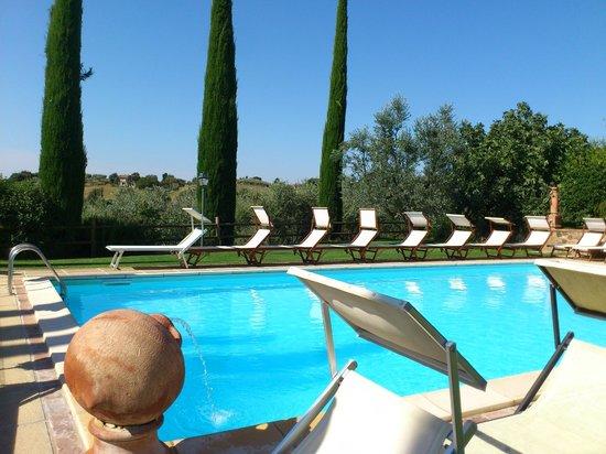Agriturismo Belagaggio: La meravigliosa piscina